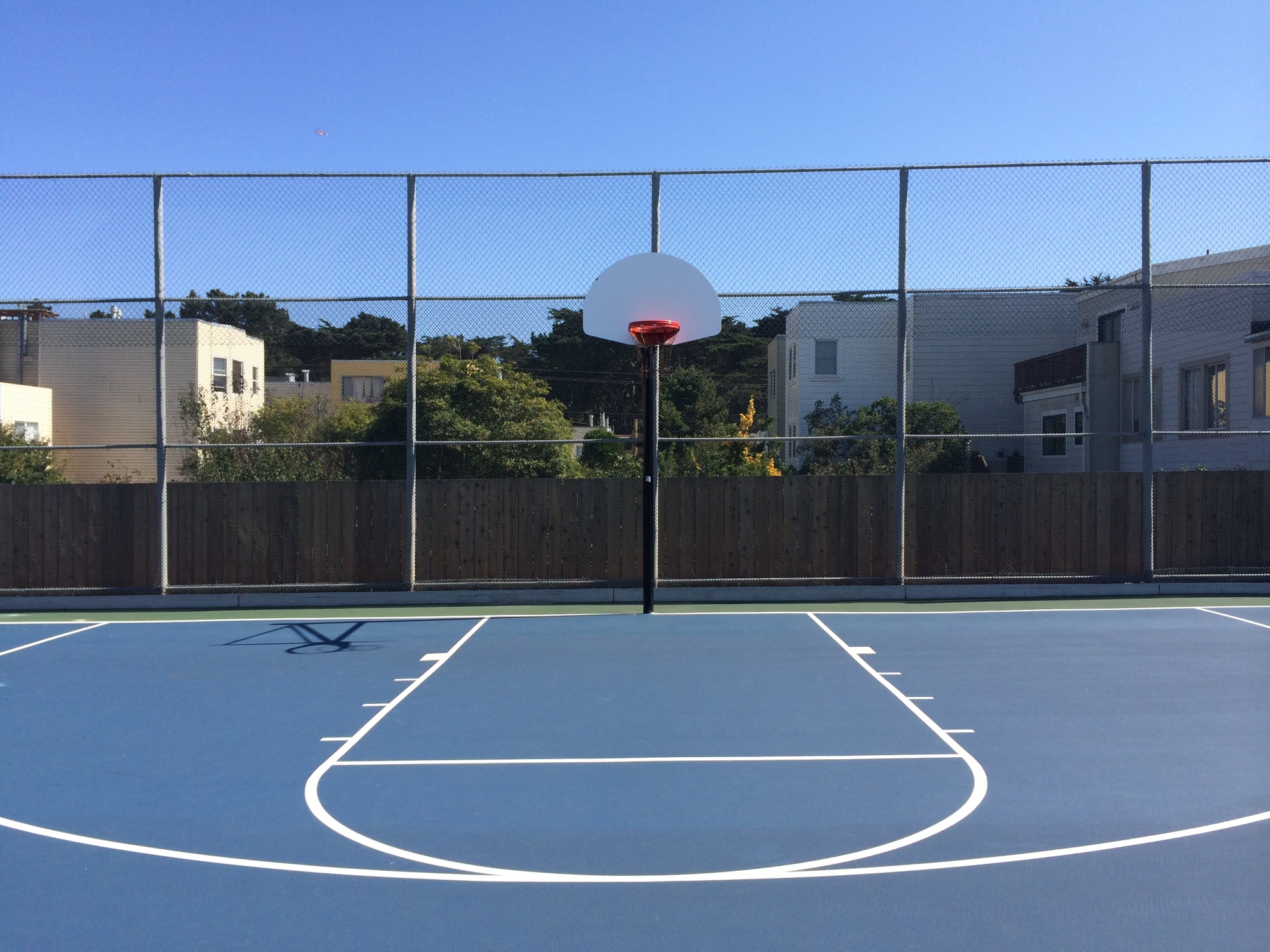 basketball court san francisco