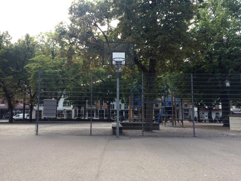 Winterthur Streetball court