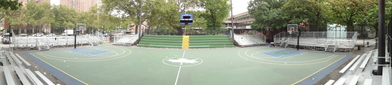 Rucker Park NYC