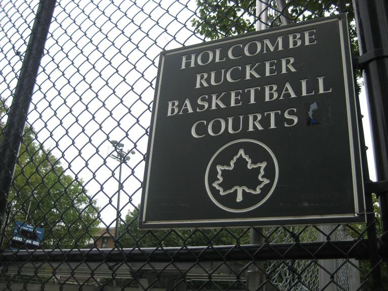 Holcombe Rucker Playground