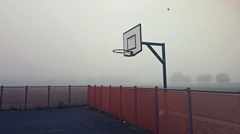 london basketball court