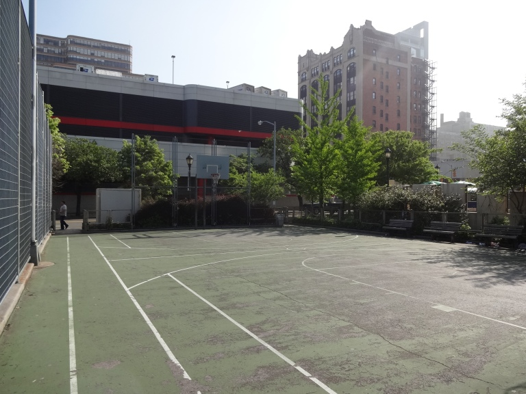chelsea waterside park basketball